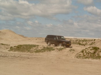 Moddermiddag maasvlakte 2004